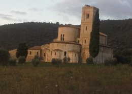 Herfst in Toscane